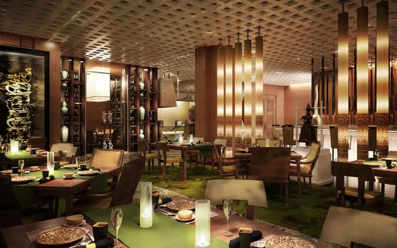 Dusit Thani Abu Dhabi will open in May 2013.