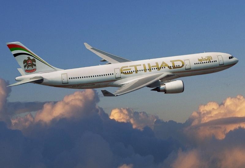 Travel, Etihad airways