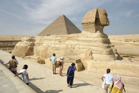 Tourism receipts in the first quarter of Egypt's financial year, which starts on July 1, tumbled to $931.1 million.