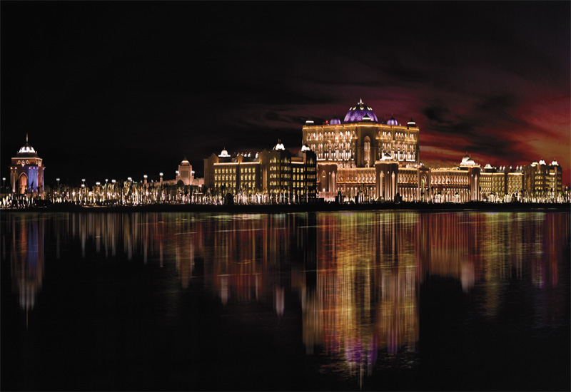 Reports, Top 10, Emirates palace