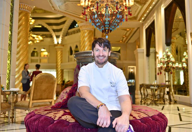 Eric Lanlard will be one of the headline acts at Taste of Dubai.