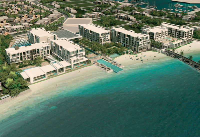 Fairmont The Wave, Muscat, will open in 2013 following delays to the project which was meant to open in 2010.