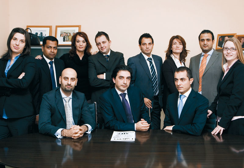 The Fresh Express team: dedicated to meeting their clients' demands.