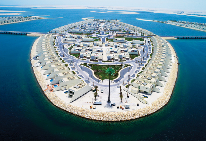 Golden Tulip will manage up to 100 villas within the upcoming Durrat Al Bahrain project.