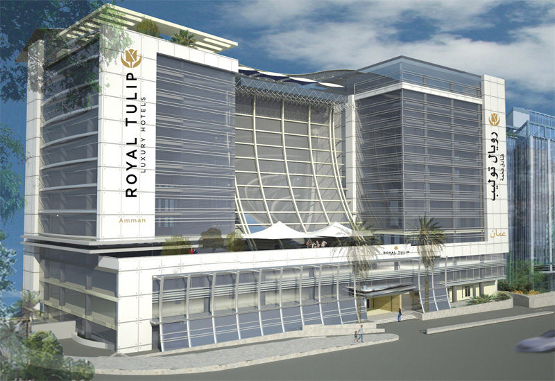 Royal Tulip Amman will be the region?s first hotel under the luxury brand when it opens in 2013.