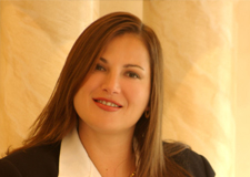 Galina Antoniouk, complex director of spas, Grosvenor House, A Luxury Collection Hotel and Le Royal Meridien Beach Resort + Spa.