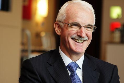 Jumeirah Group chief executive Gerald Lawless.
