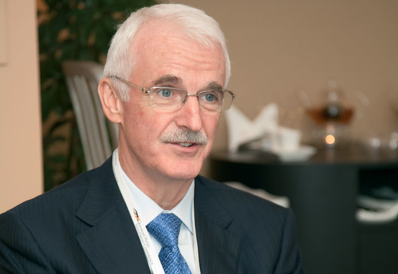 Jumeirah Group executive chairman Gerald Lawless says Venu will be a contemporary lifestyle hotel brand.