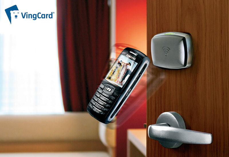 RFID Electronic Locks, By VingCard Elsafe