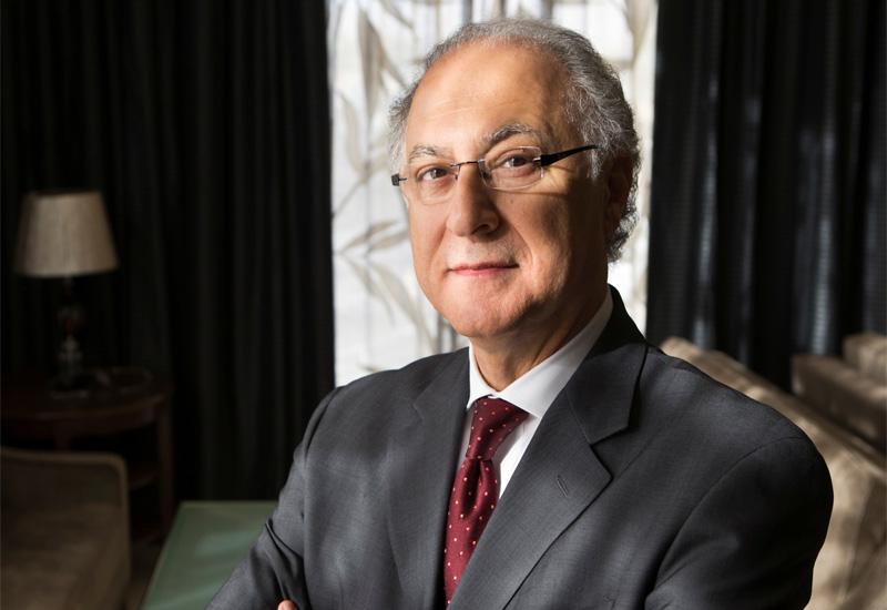 Peacock International CEO Ghassan Jaber.
