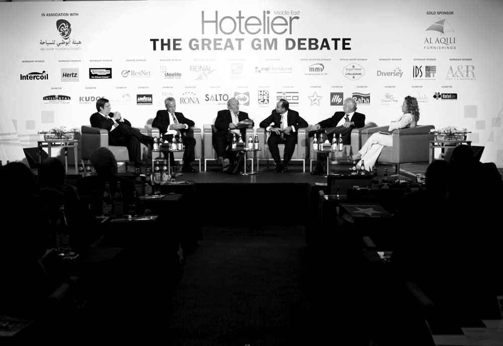 Reports, Hotelier middle east great gm debate