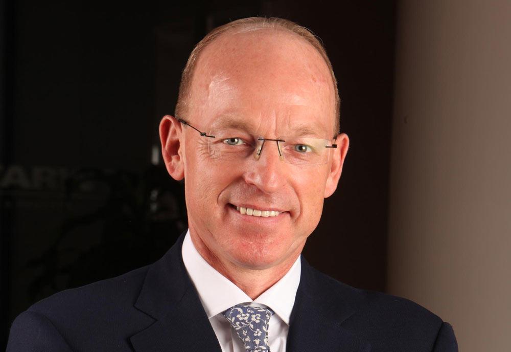 2011 winner Guido De Wilde, senior vice president and regional director, Starwood Middle East.