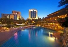 The Gulf Hotel Bahrain.