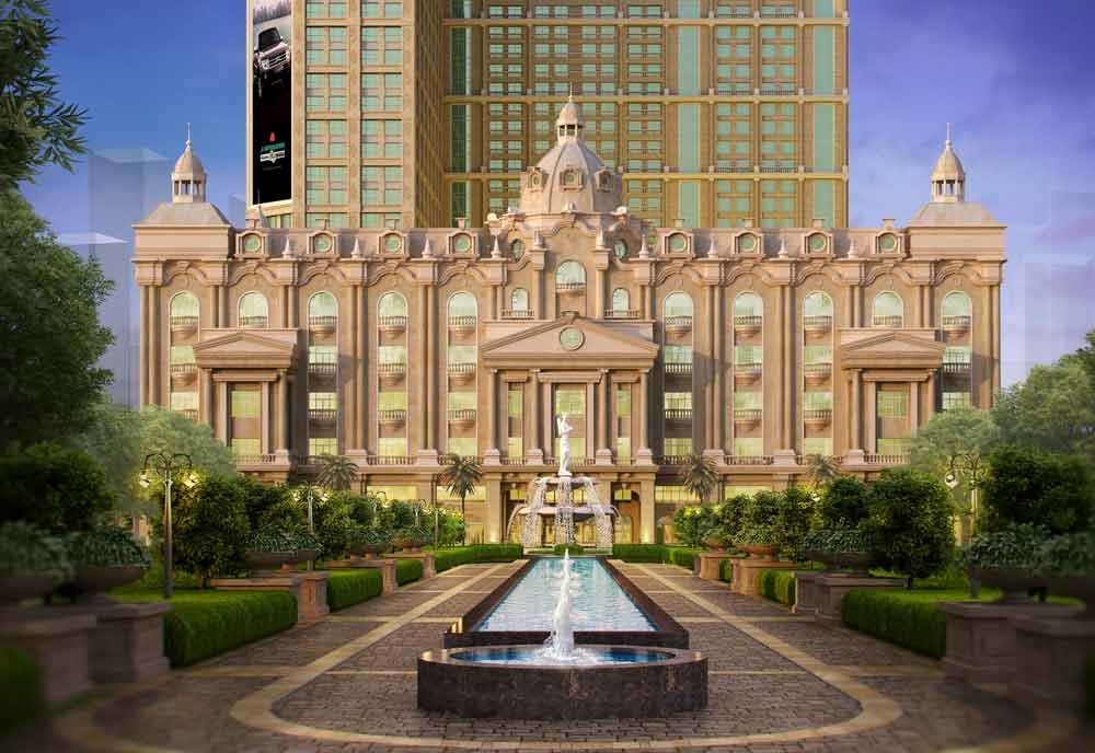 The Metropolitan's replacement - the Habtoor Palace