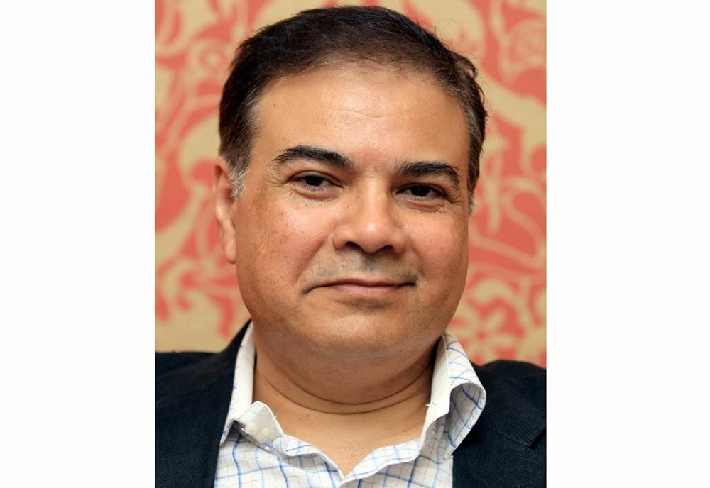 Arabian Courtyard Hotel & Spa general manager Habib Khan.