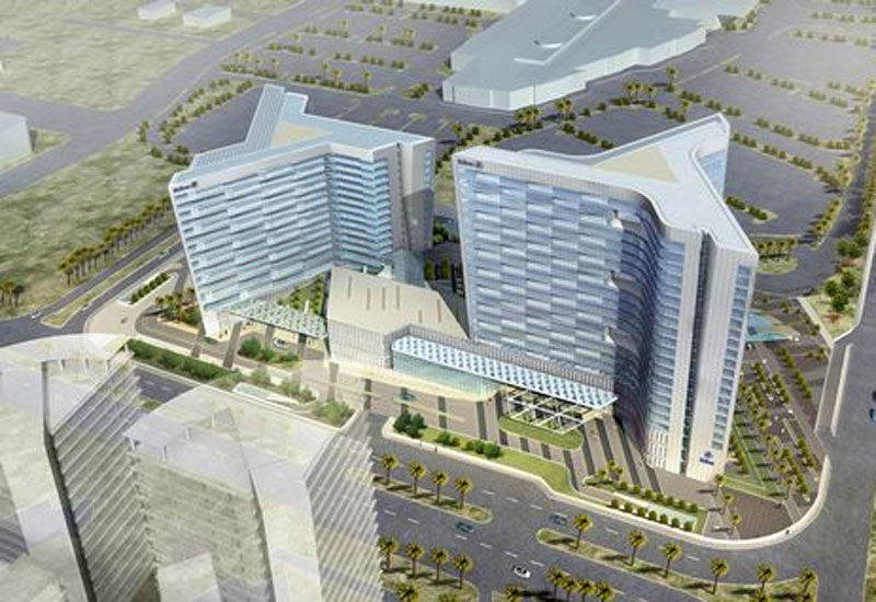 Hilton Riyadh - for illustrative purposes