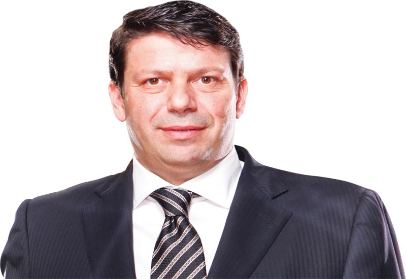 New area GM of IHG's DFC hotels Yannis Anagnostakis.