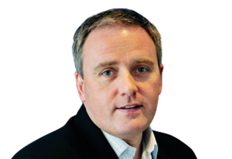 Iain Andrew, Divisional senior vice president, Dnata Travel Services.