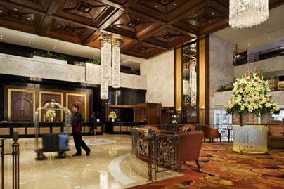 Concierge staff at the InterContinental Grand Stanford Hong Kong are trained to give advice on Islamic prayer times.