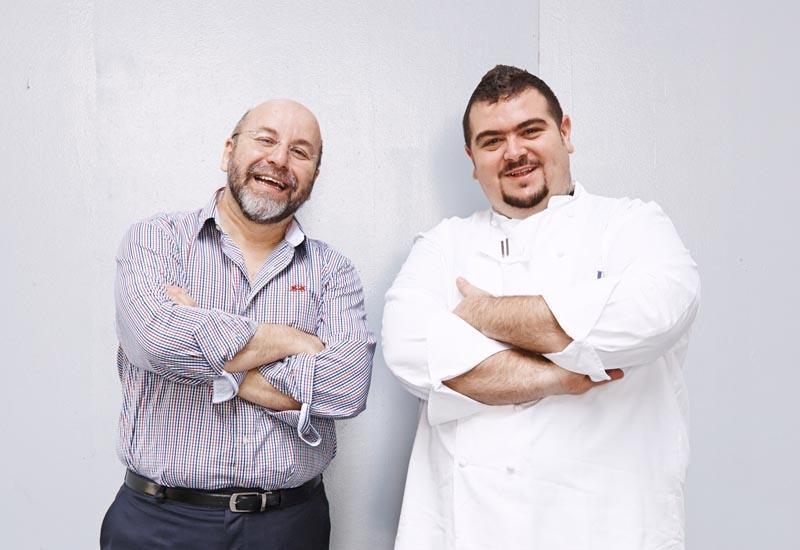 Rosario Scarpato and Luca Signoretti.