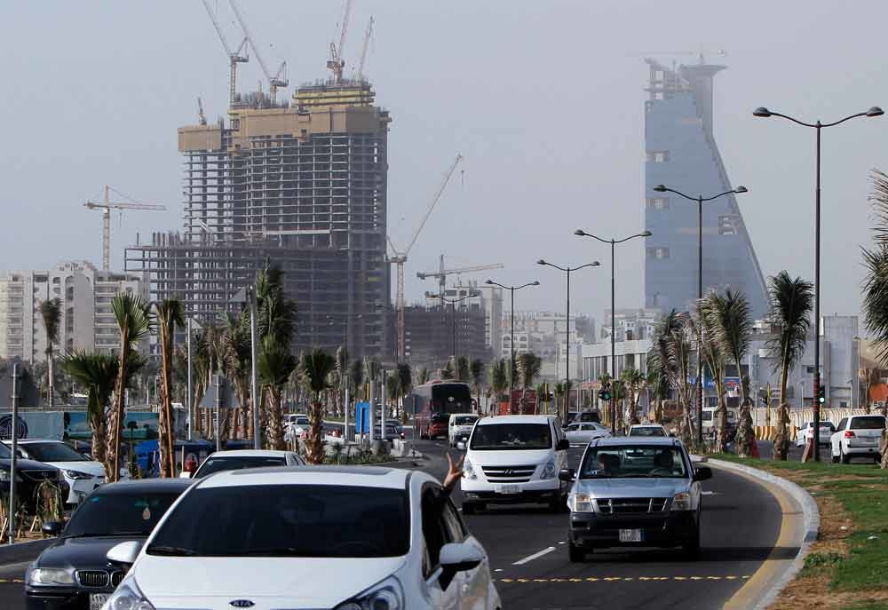A view of Jeddah. For illustrative purposed only. (Getty).