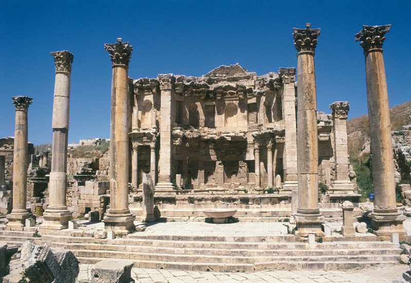 Cultural performances during the Jordan Festival are set to take place among the ruins of the ancient city of Jerash.