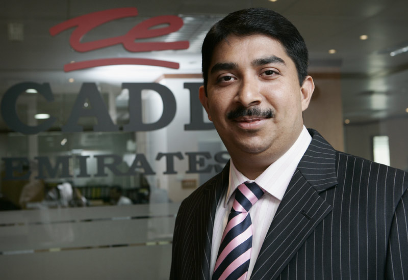 Jimmy Joseph, business manager for hospitality in MENA and India for CADD Emirates