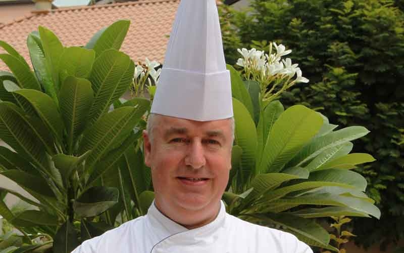 Joachin Textor has been appointed as executive chef at Anantara Dubai The Palm Resort & Spa.
