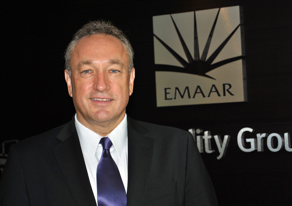 Emaar has appointed Josef Kufer as its chief operating officer.