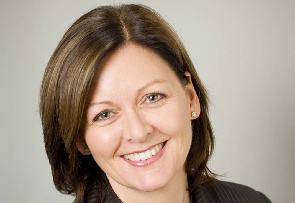 IHG's senior vice president for sales and marketing - Asia, Middle East & Africa - Karin Sheppard