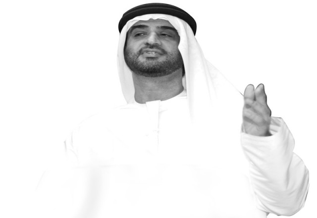 HE Khalid Ahmed Bin Sulayem pictured has been replaced by Hilal Saeed Al Marri
