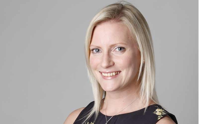 Hotelier Middle East editor Louise Oakley.
