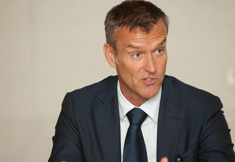 The Travel Consulting Group president Benjo Van Laarhaven.