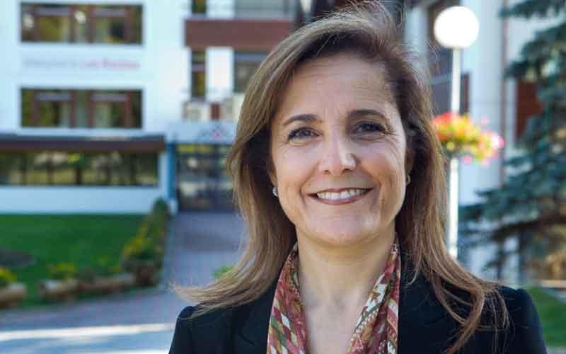 Les Roches CEO Sonia Tatar.