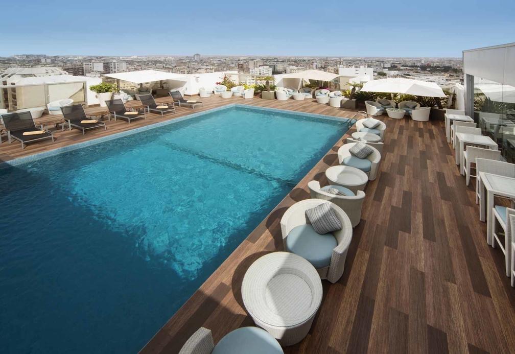 Movenpick Hotel Casablanca.