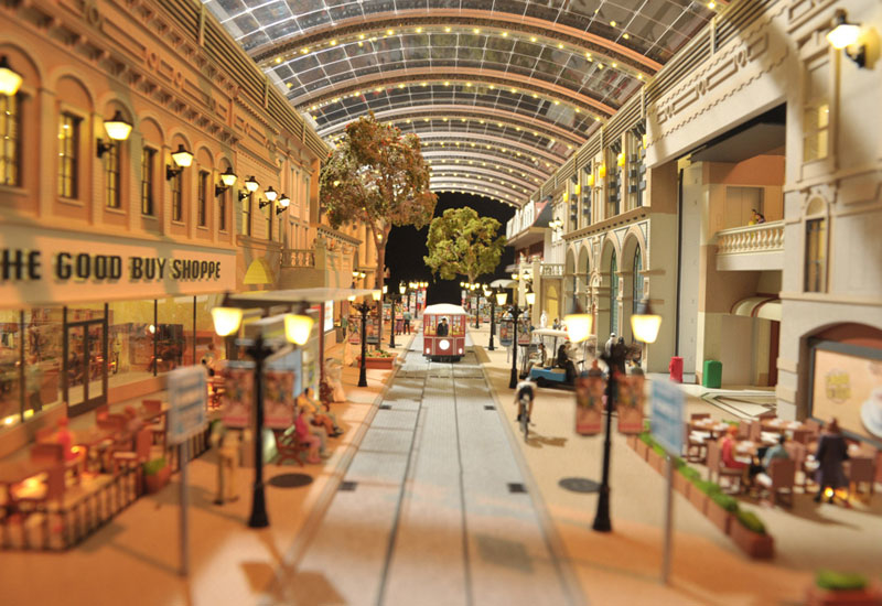 Plans for Mall of the World in Dubai