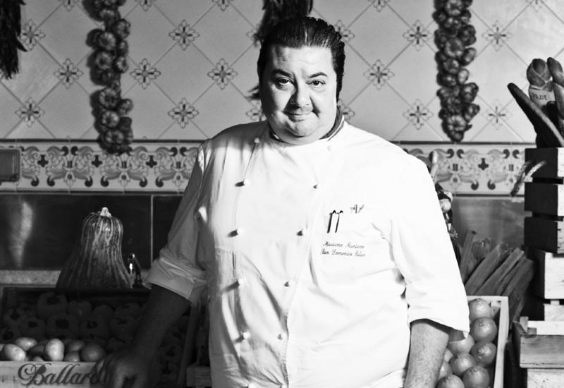 Massimo Mantaro has won two Michelin stars for the Principe Cerami restaurant at the San Domenico Palace Hotel in Taormina, Italy.