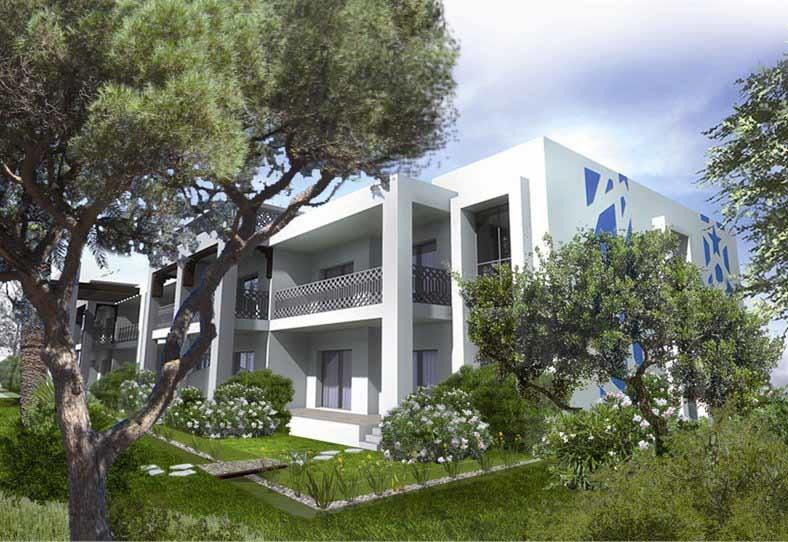 Rendering of Morocco development, Melia Hotels International.