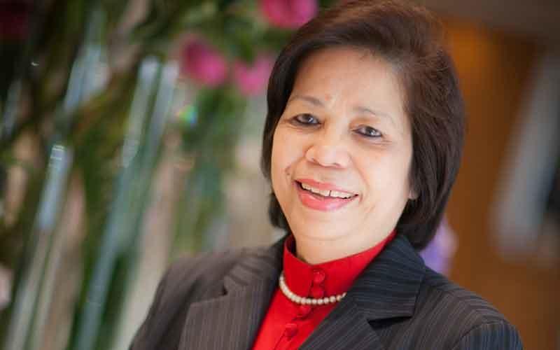 Mercedita Fernandez, director of housekeeping, The Ritz-Carlton, Dubai International Financial Centre.