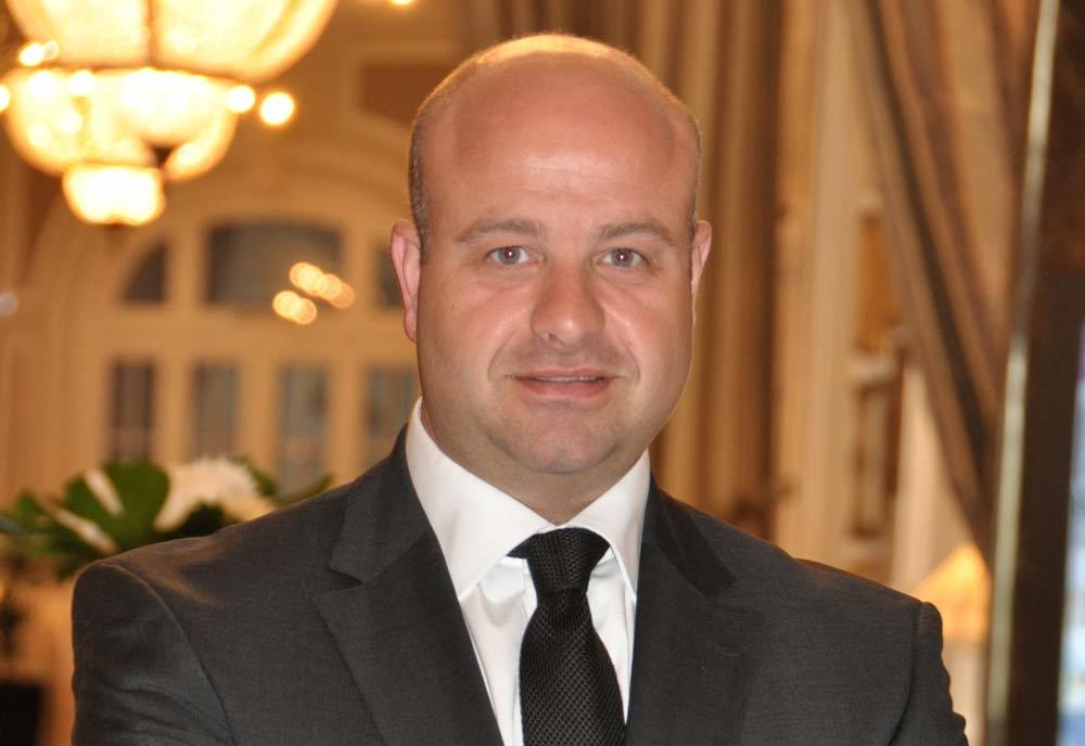 Aloft Abu Dhabi's new general manager Michel Nader.