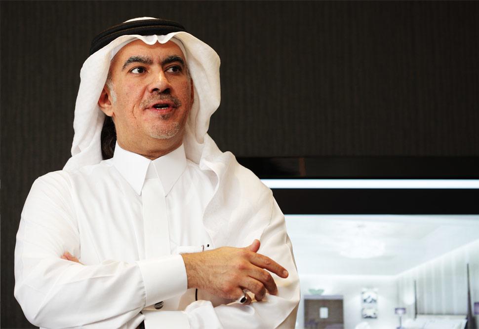 Mohammed Arkobi, VP and MD of Fairmont Raffles Hotels International in Makkah.