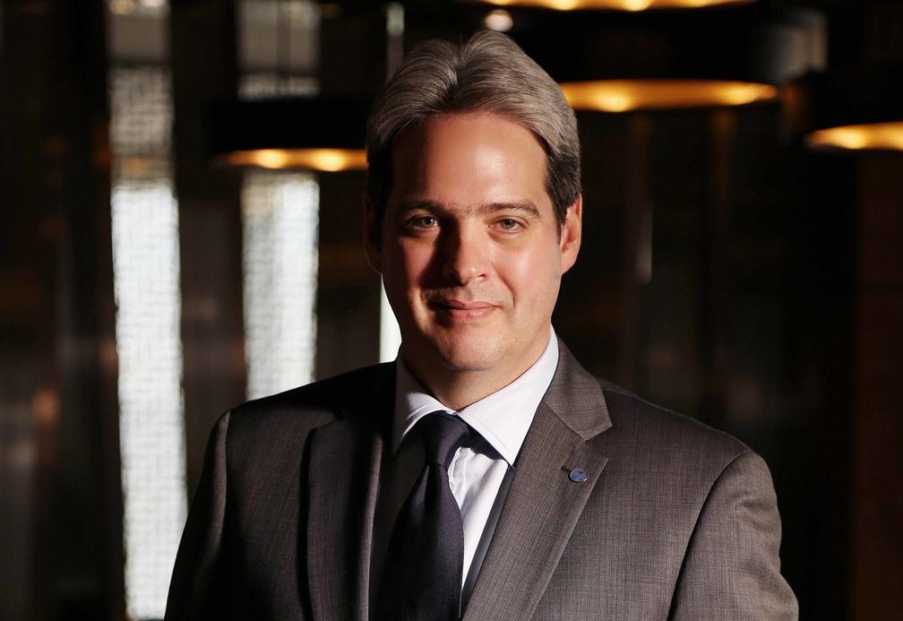Guy Hutchinson, Rotana's new chief operating officer.