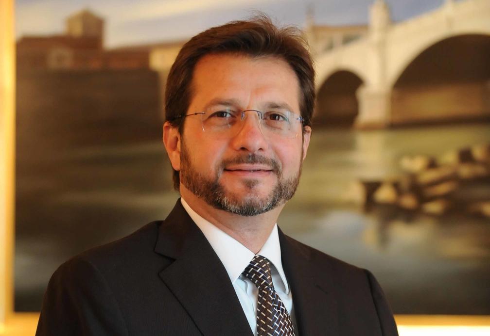 Michele Frignani, general manager, Ajman Saray.