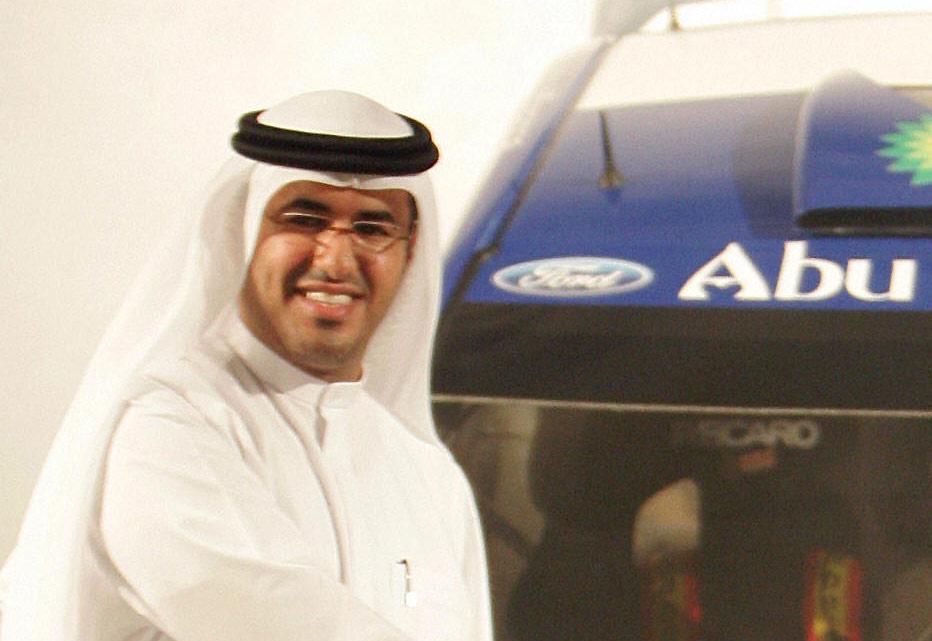 2010 winner HE Mubarak Hamad Al Muhairi, director general, Abu Dhabi Tourism Authority