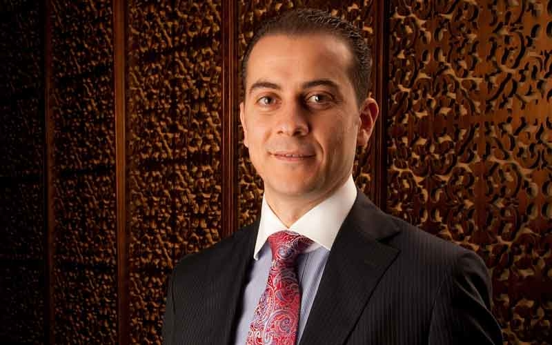 Nasser Fawzi was promoted to area director of sales for the Arabian Gulf.