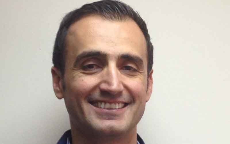 Nicholas Couvaras is the new general manager of CHI Hospitality Group.