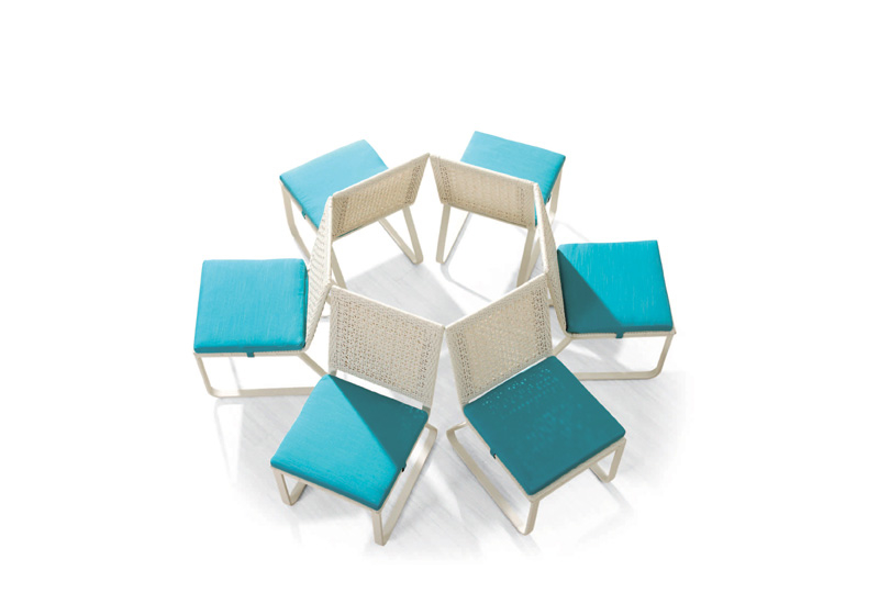 Karma Marketing specialises in indoor and outdoor furniture solutions for the hospitality industry.