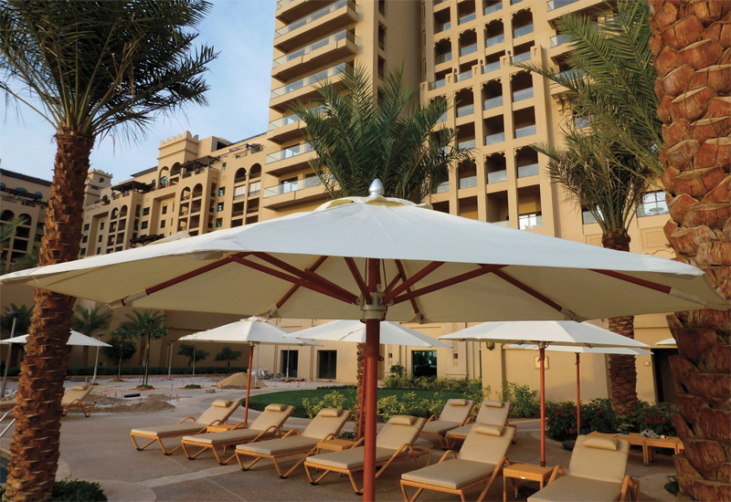 International outdoor furniture manufacturer, Casualife, has launched a new product called Durabrella.