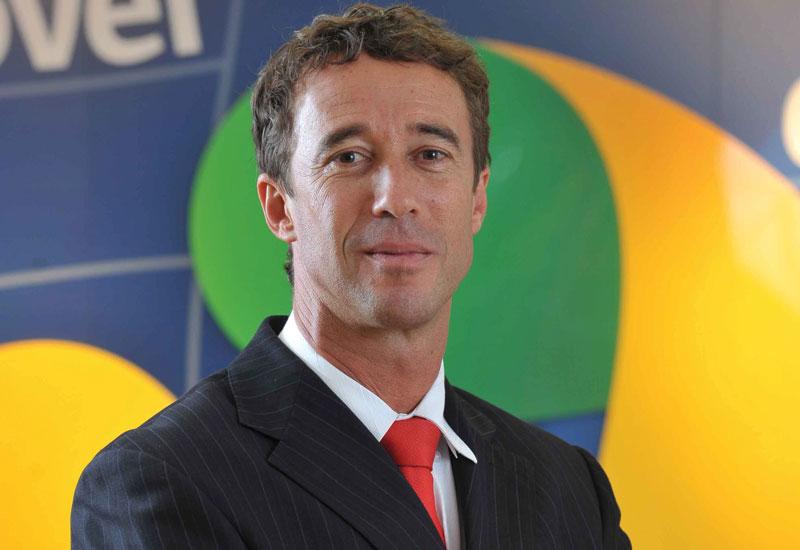 Apex-Brazil business director Mauricio Borges.