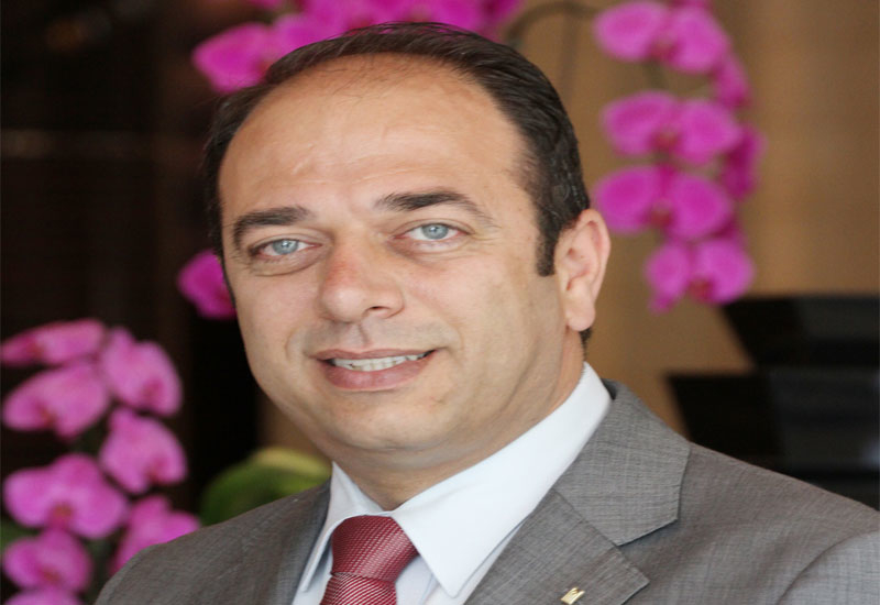 Oussama Chalak was previously director of revenue and was promoted to resident manager in May 2014.